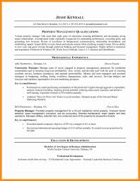 Property Manager Duties For Resume Property Manager Resume Example Download Property Manager Resume