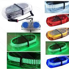magnetic base strobe light green led strobe emergency warning hazard flashing warning light for