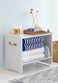 nightstand attractive lovely diy mirrored furniture adorable