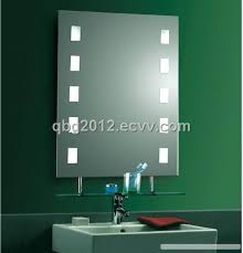 illuminated mirrors for bathrooms mirror design ideas green illuminated mirrors for bathrooms
