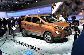 the 2018 ford ecosport starts at 20 990 autoguide com news
