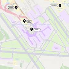 International Mall Map Transportation Bwi Airport