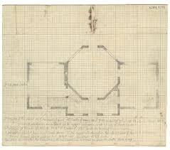 Jefferson Floor Plan by The Genius Of Thomas Jefferson Virginia Historical Society U0027s Blog