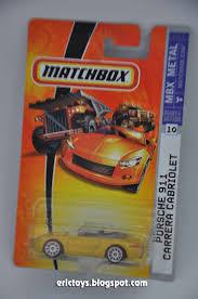 matchbox porsche 911 gt3 matchbox porsche erictoys blogspot com