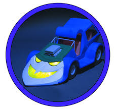 batman car clipart oct170397 batman the animated series jokermobile previews world
