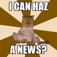 I Can Haz Meme Generator - i can haz a news lolcat meme generator
