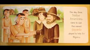 what did the pilgrims do on thanksgiving the story of thanksgiving thanksgiving read aloud for kids youtube