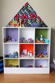 Kids Cube Bookcase Toddler Preschooler Big Kid Bedroom Diy Dollhouse Made From A