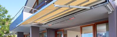 Wind Out Awning Folding Arm Awnings Luxaflex