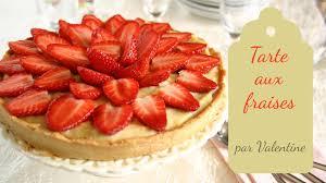 cuisine tv recettes vues à la tv tarte aux fraises