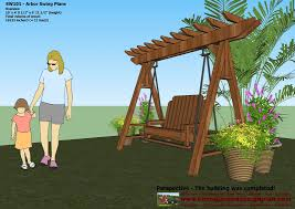 best ideas about garden arbor swing designs home garden plans