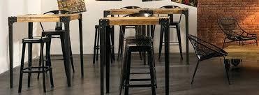 table haute cuisine alinea table de cuisine haute avec rangement table haute de cuisine but