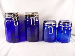 canisters collection on ebay