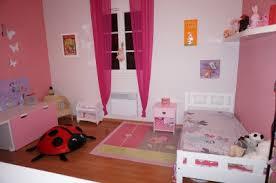 chambre fille 3 ans idée déco chambre fille 3 ans