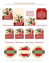 the pioneer woman free printable holiday gift tags