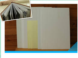 Self Adhesive Photo Albums Melt Glue Pvc For Photobook Album Sheet Self Adhesive Pvc