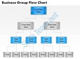1013 busines ppt diagram business group flow chart powerpoint