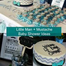 Mustache Home Decor by Little Man Mustache Baby Shower Party Decor Decorating Of Party