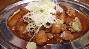 Teh Oyama yakitonasachan oyama tobunerima tobu tojo line grilled pork