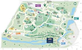 Map Of Keys Map Bronx Zoo