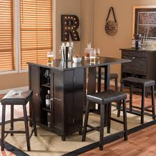 4 Piece Dining Room Sets Baxton Studio Elegant 5 Piece Dining Table Set Studio Sacramento