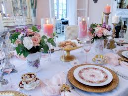 vintage china patterns mother s day decoration ideas a vintage brunch table setting