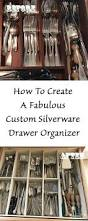 Knife And Fork Drawer Insert 298 Best Kitchen Organized Drawers Images On Pinterest Kitchen