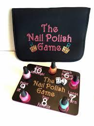 spa party nail polish game the nail polish board game girls