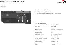 om339 okimat ips user manual dewertokin gmbh