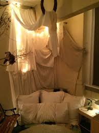 Christmas Lights Behind Sheer Curtain Reggio Inspired Lights Fairy Dust Teaching