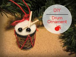 shades of tangerine 12 days of recycled ornaments diy
