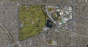 el camino college alondra park an island of greenery comes to life south bay history