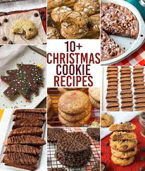 10 cookie recipes