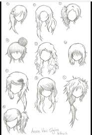 58 best d hair images on pinterest drawing tips drawing ideas