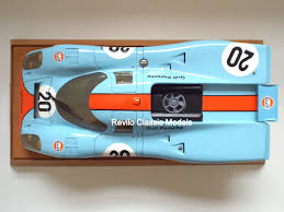 porsche 917 art porsche 917k 1 8 scale by javan smith revilo classic models