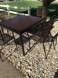 Wicker Patio Furniture - wicker patio table and chair set