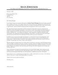 program manager cover letter example 7 nardellidesign com