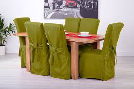 Dining Chairs Seat Covers Fabric Slipcovers For Scroll Top High Back Leather Oak Dining