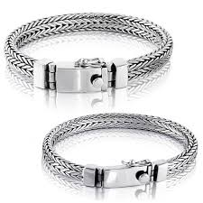 solid sterling silver bracelet images Small big silver bracelets vy jewelry jpg