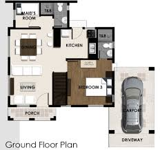 Sm Mall Of Asia Floor Plan by Vita Toscana Subd Bacoor Cavite Crown Asia Properties