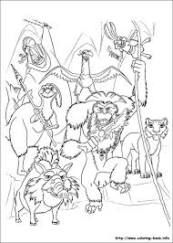 ice age continental drift coloring pages coloring book