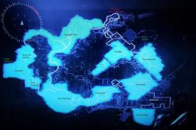 Destiny Maps Would You Like A Few Detailed Map Guides Of The Patrol Areas