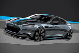 custom aston martin rapide aston martin rapide all electric super sedan hiconsumption