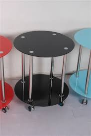 Small Side Tables by Good Small Side Table On Wheels 95 Towards Excellent Side Tables