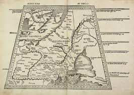 Map Eastern Europe Octava Europe Tabula Waldseemüller Russia Eastern Europe