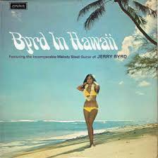 hawaii photo album jerry byrd byrd in hawaii vinyl lp album at discogs