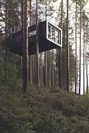 an amazing house in the trees tree house but designed by an