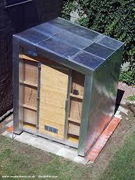 tin tank workshop studio from backyard shedoftheyear shed of