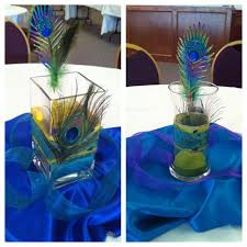 Peacock Centerpieces The 18 Best Images About Peacock Centerpieces On Pinterest