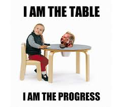 Table Meme - james hetfield reacts to table memes i love it music news